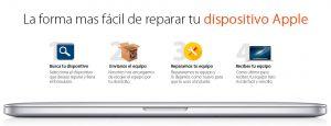 reparar mac madrid